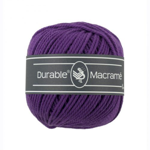 Durable Macrame 100gr Violet-271