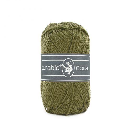 Durable Coral Khaki Groen-2168