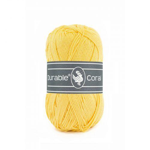 Durable Coral Licht Geel-309