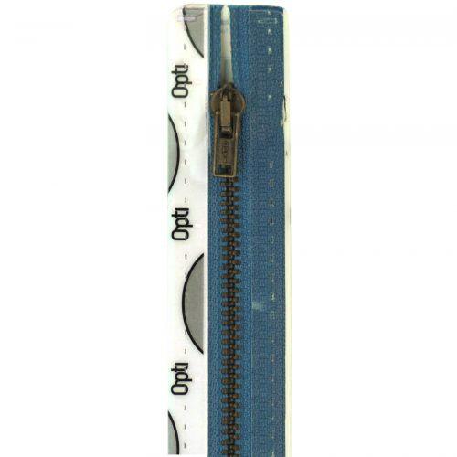 Rits;Opti-Lon M40 Jeans Blauw-235