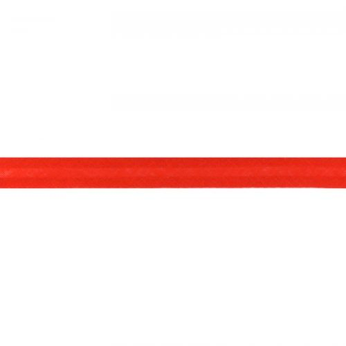 5m Katoenen Bias 20mm-722 Rood