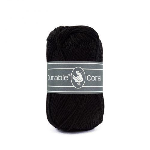 Durable Coral Zwart-325