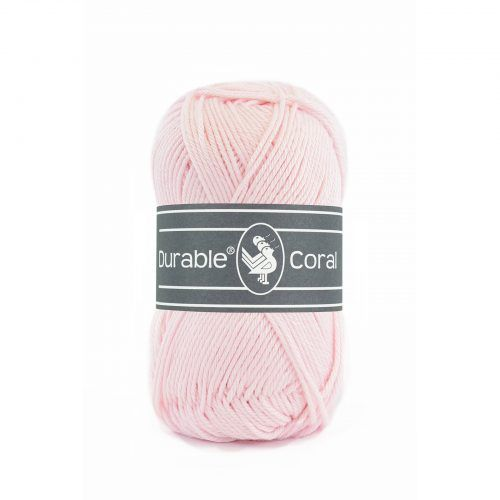 Durable Coral Licht Rose-203