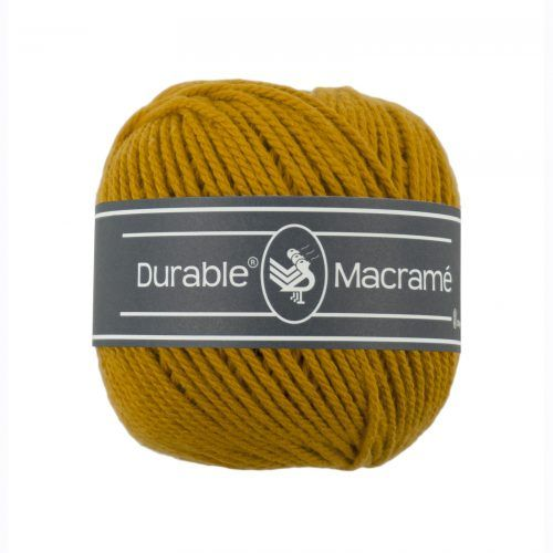 Durable Macrame 100gr Curry-2211