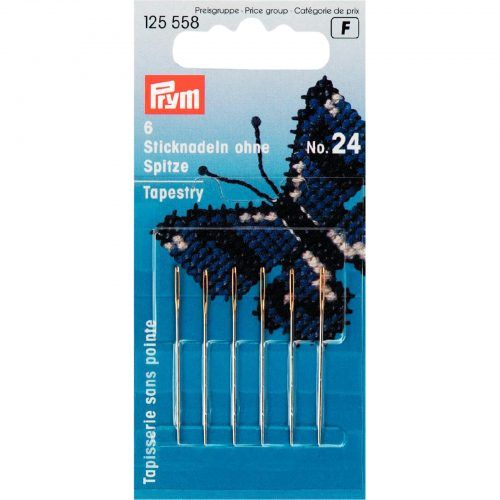 Prym F;Borduurnaalden Stomp Nr.24