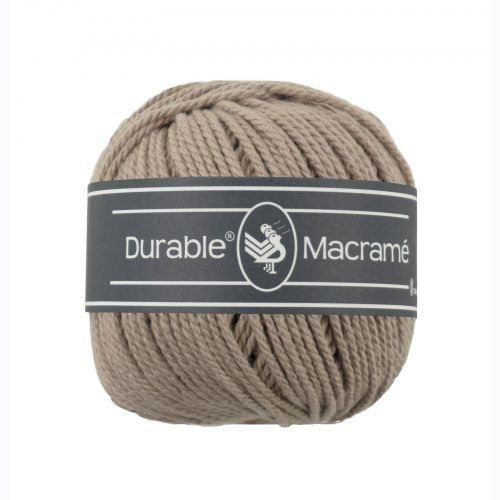 Durable Macrame 100gr Taupe-340