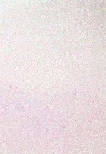 Foam/Rubber 22x30cm 5st Glitter Wit