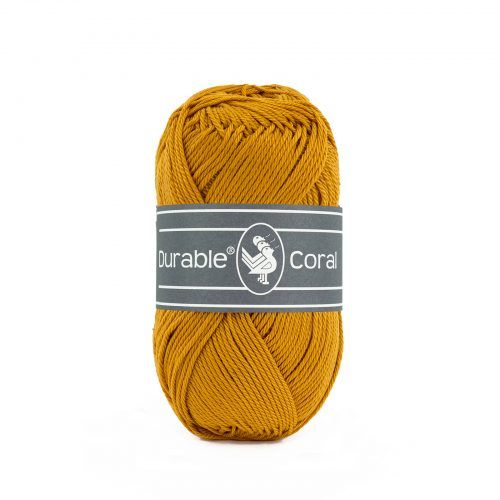 Durable Coral Curry-2211