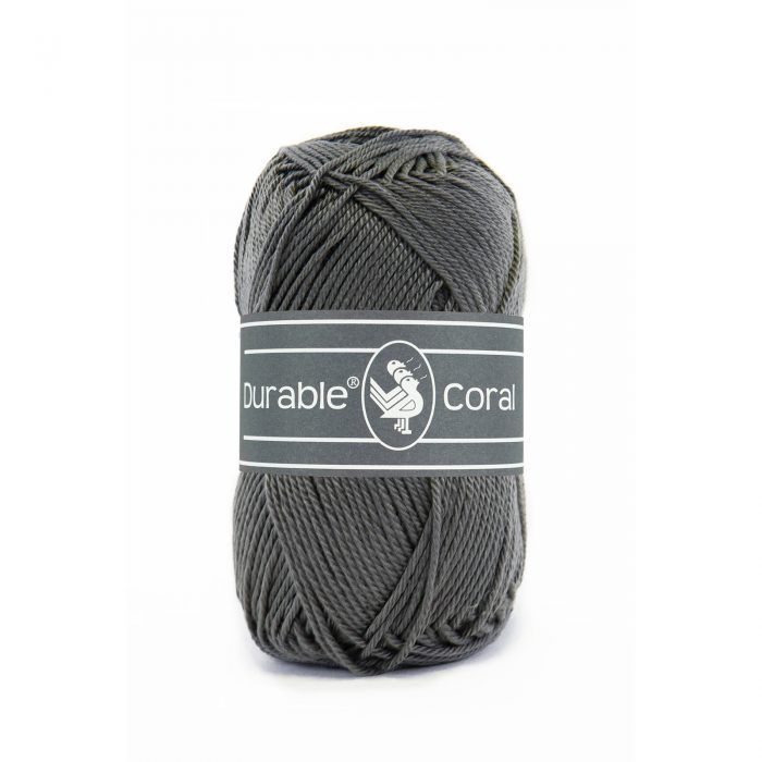 Durable Coral Charcoal-2236