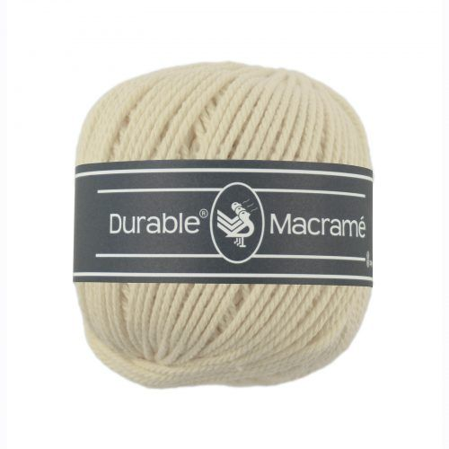 Durable Macrame 100gr Cream-2172
