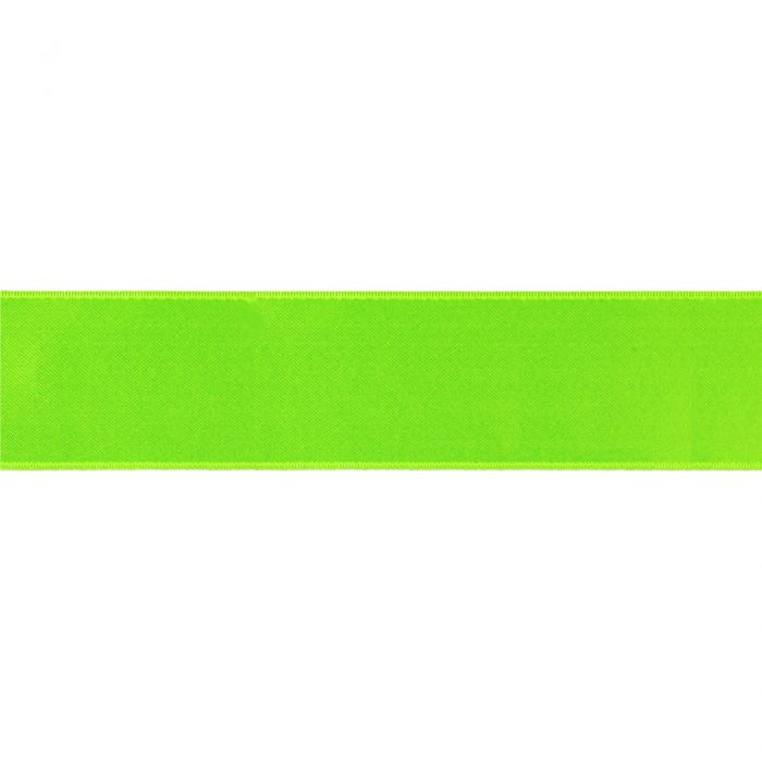 REStyle Satijnlint Fluor/Neon Groen-9996