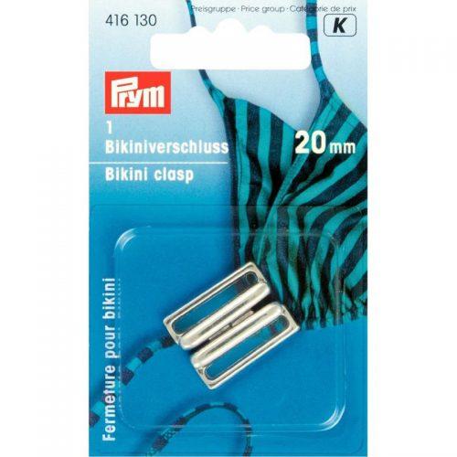 Prym K;Bikinisluiting Metaal 20mm