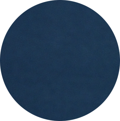 Katoenen Boordstof D.Blauw 70cm Breed