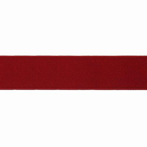 REStyle Satijnlint Donker Rood-752