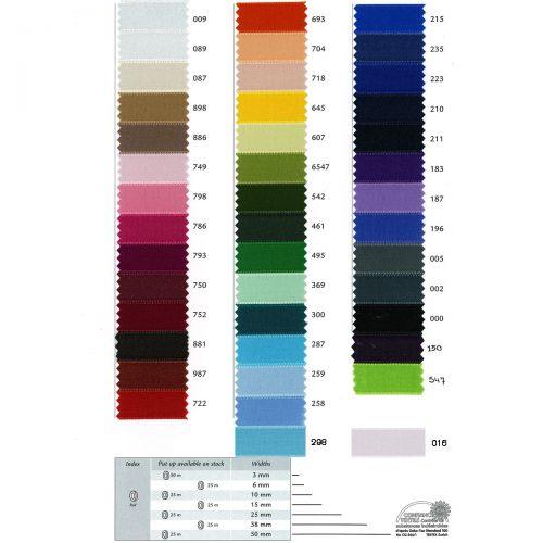 REStyle Satijnlint Fluor/Neon Geel-9997