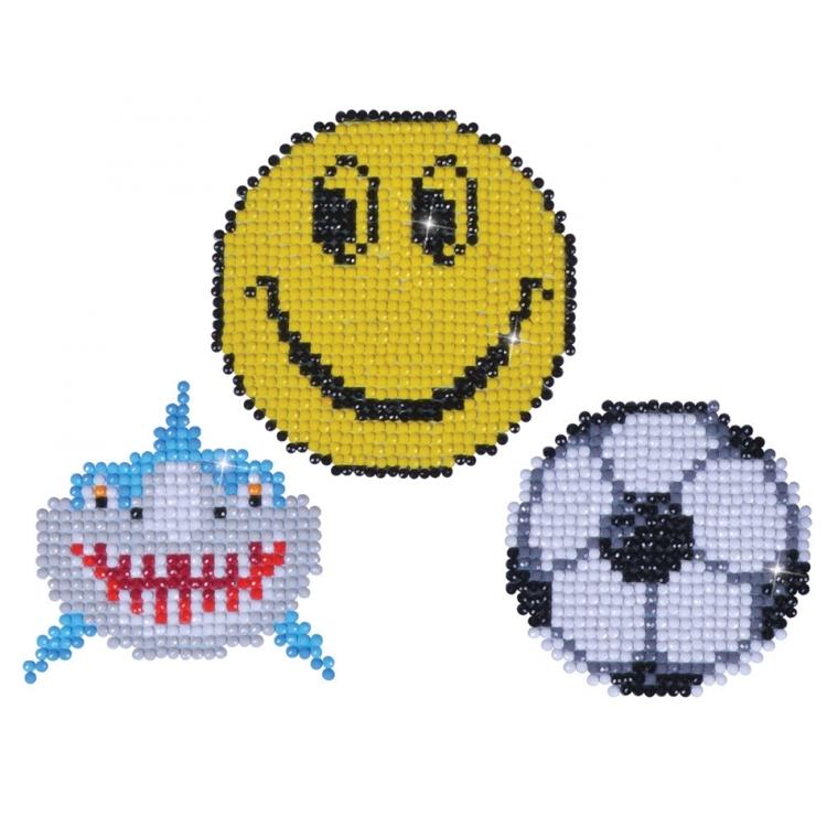 D.Dotz 3st Magnets Smile
