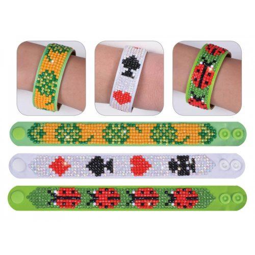 D.Dotz 3st Bracelets Lucky Lucky 2,5x22,61cm