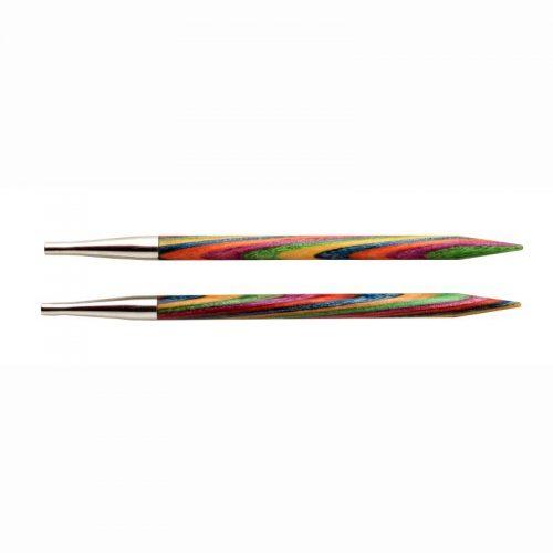 KnitPro Naaldpunten Bamboe 8mm