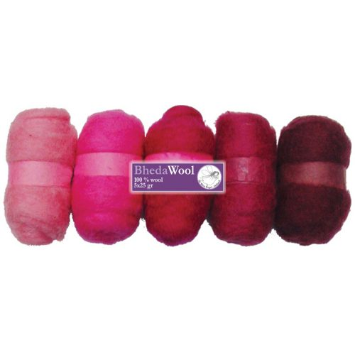Bhedawol Assortie Rose 5x25gr