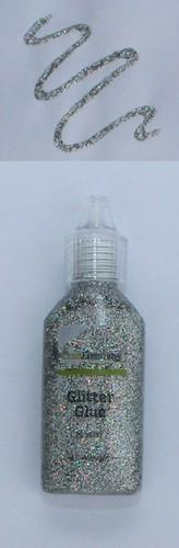 Glitter Writer 20ml Zilver AB