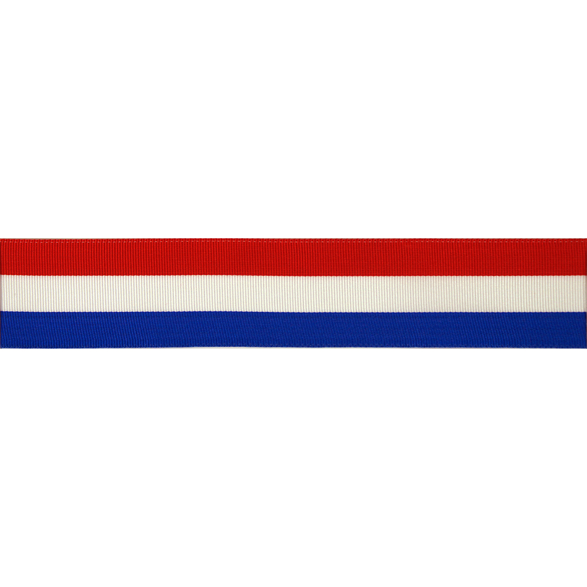 REStyle Ribslint Vlag Rood-Wit-Blauw 10mm