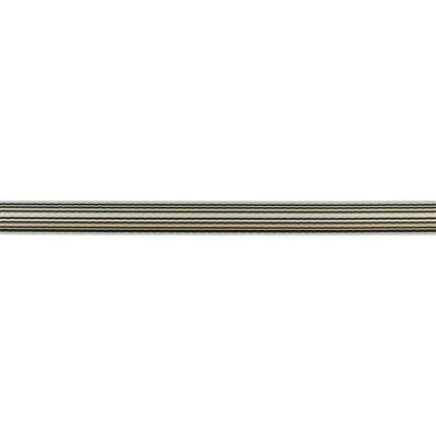 Lint;Multi Streep Grijs 15mm