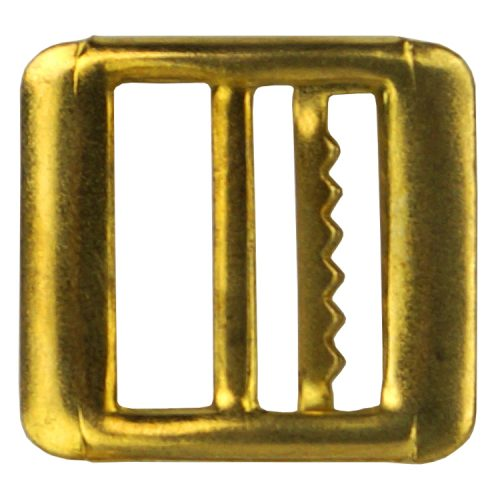 Vestgesp 20mm Goud