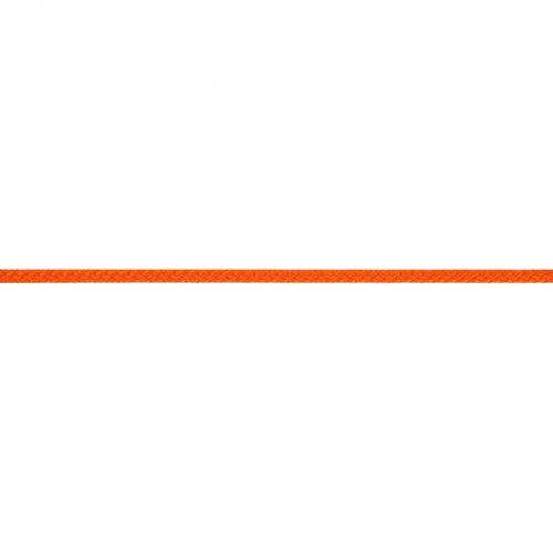 Gevlochten Koord Rond 5mm Oranje-693