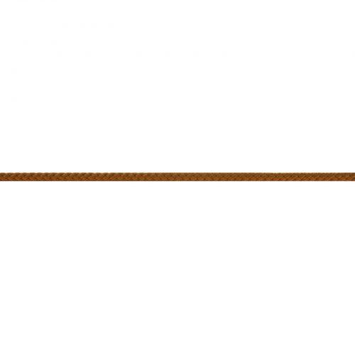 Gevlochten Koord Rond 5mm M.Bruin-975