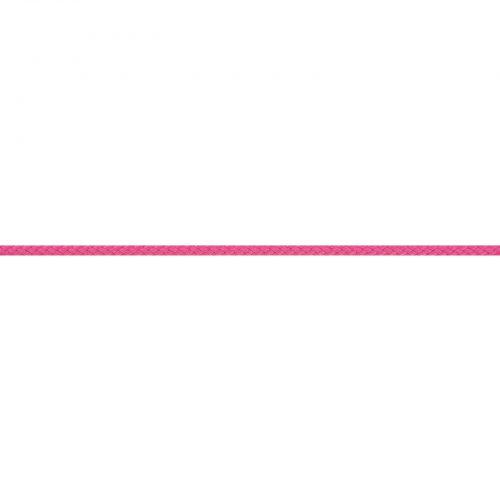 Gevlochten Koord Rond 5mm Rose-786