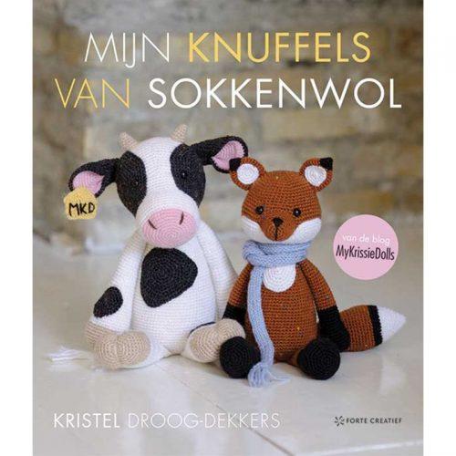 Boek;Mijn knuffels van Sokkenwol