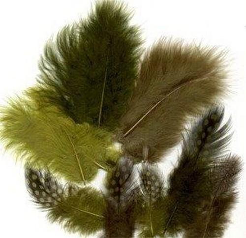 Marabou&Guinea Veertjes Mix Forest 18st