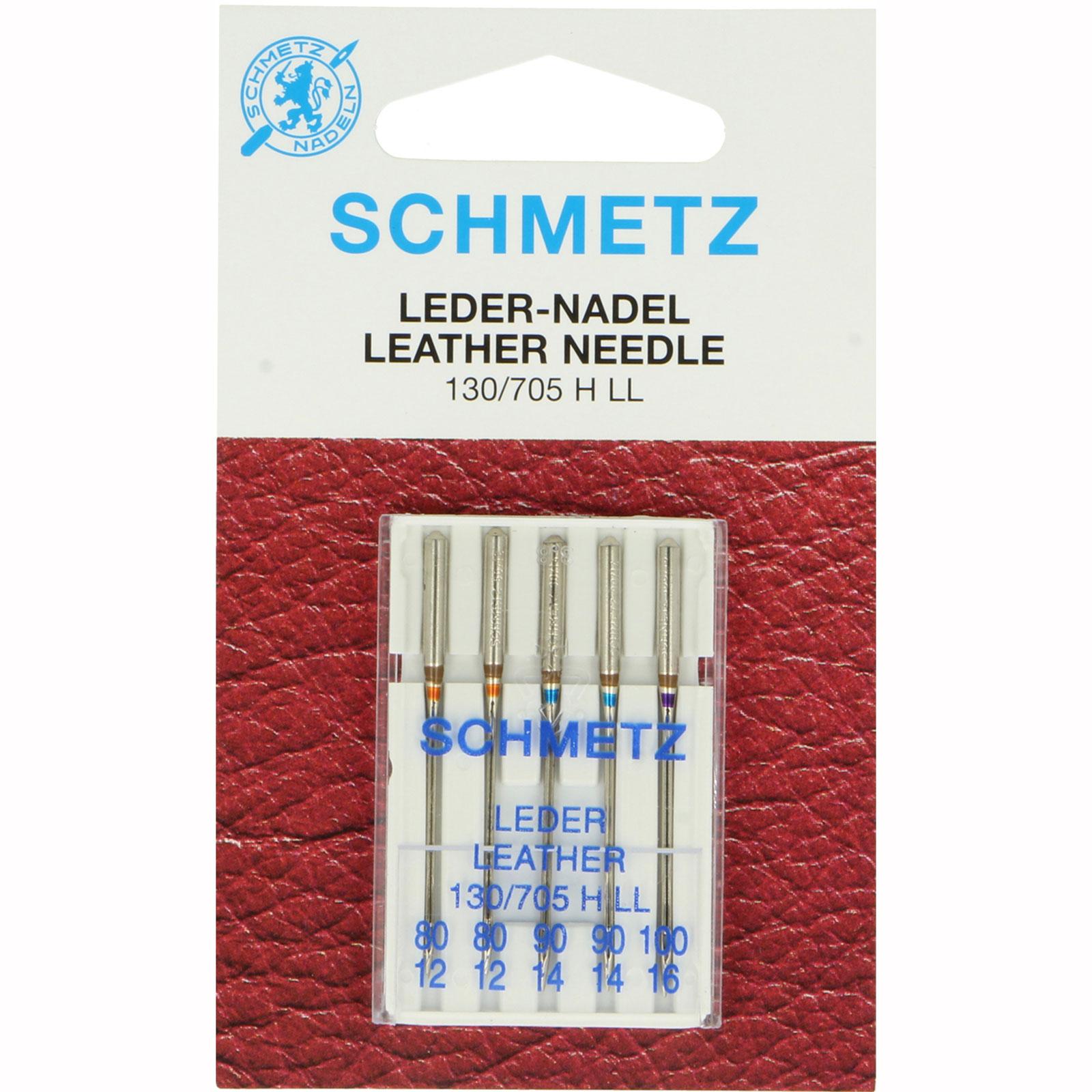 Schmetz Machine Leernaalden 80/100