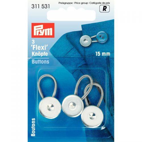 Prym R;3st Flexi-Knoop 15mm
