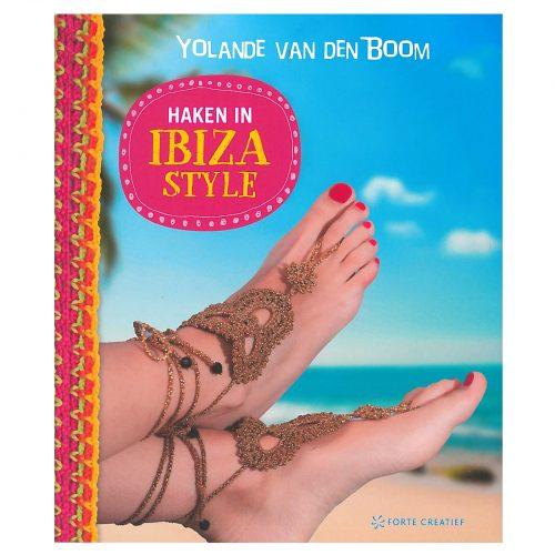 Boek;Haken in Ibiza style