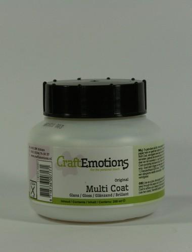 Multi Coat Glans 250ml