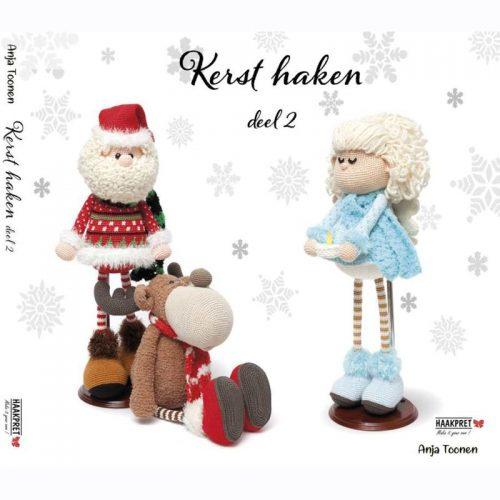 Boek;Kerst Haken Deel 2