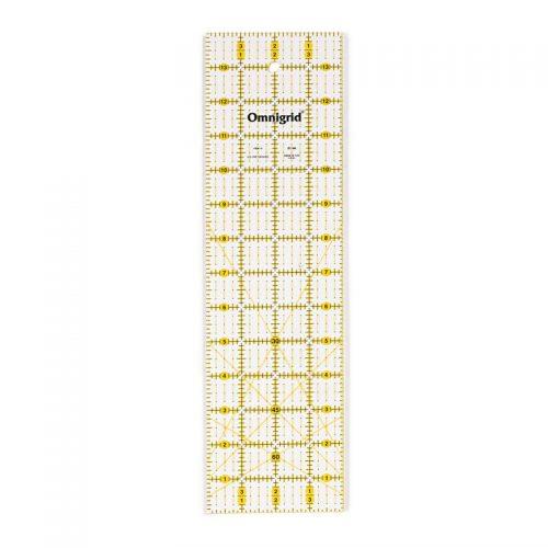 Prym NN;Quilt Liniaal 10x35cm (Inch)