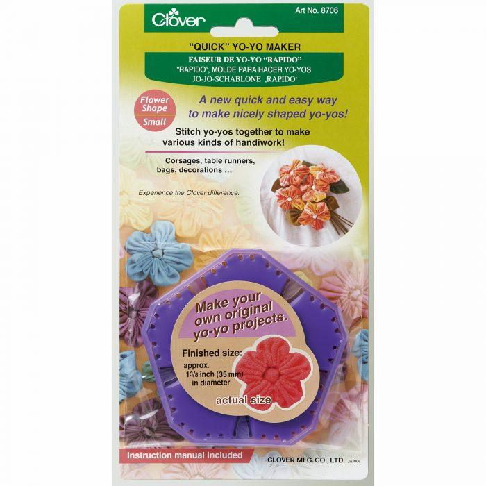 Clover Yo-yo Maker Flower Small