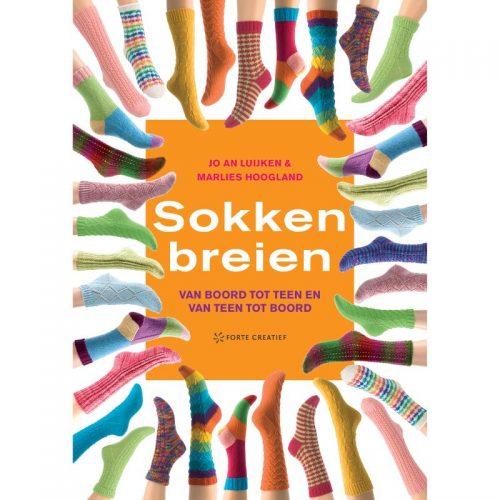 Boek;Sokken Breien