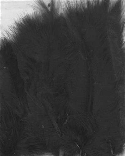 Marabou Veertjes Zwart 15st