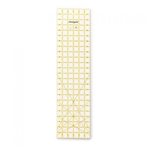 Prym TT;Quilt Liniaal 15x60cm (Inch)