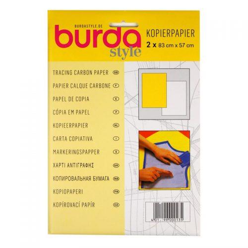 Kopierpapier Burda Wit/Geel