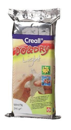 Creall Do&Dry Light Boetseerklei 250gram