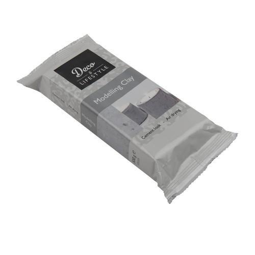 Deco Boetseerklei Cement 500gram