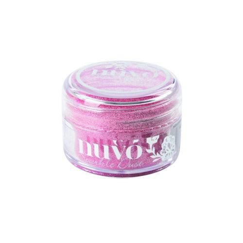 Nuvo Sparkle Dust Glitter Rose 15ml