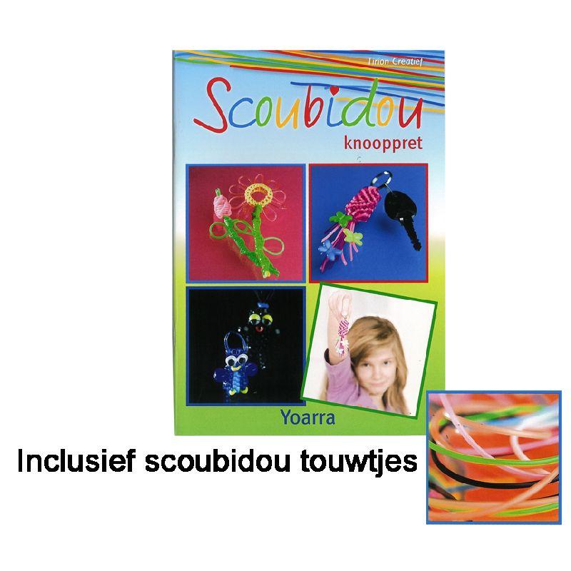 Boek;Scoubidou Knooppret