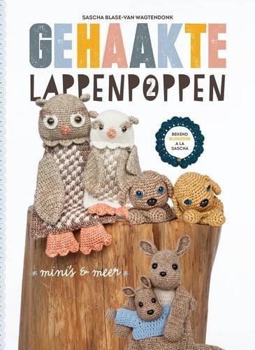 Boek;Gehaakte Lappenpoppen 2