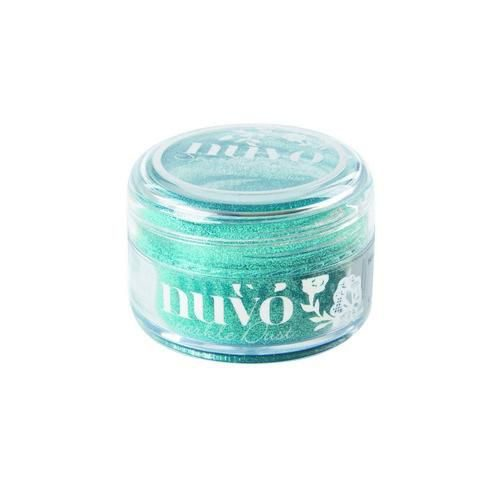 Nuvo Sparkle Dust Glitter Turquoise 15ml