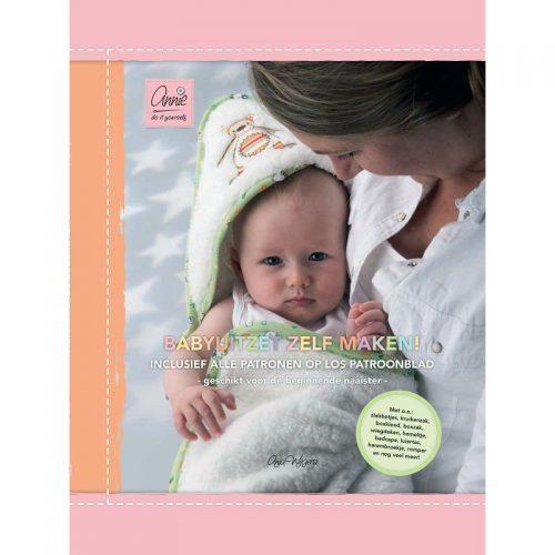 Boek;Babyuitzet zelf maken!